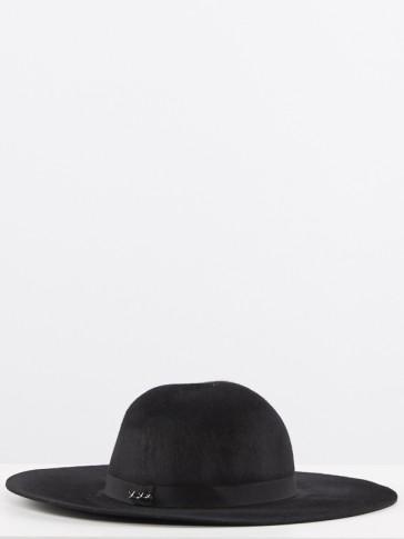 ROUND WIDE RIMMED HAT  15240772701