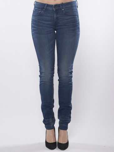 3301 CONTOUR HIGH SKINNY-FRAKTO SUPERSTRETCH-MEDIU