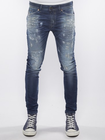 SPENDER-NE 0670U SWEAT JEANS