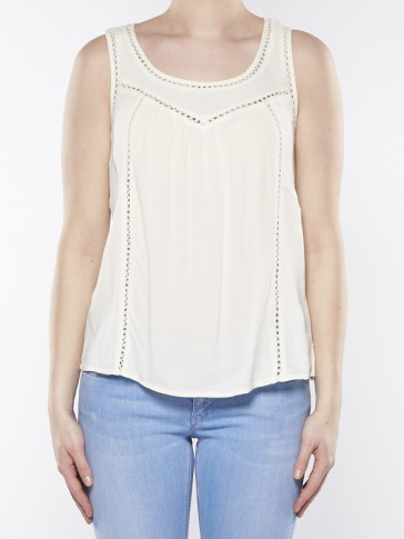 SLEEVELESS TOP 131306