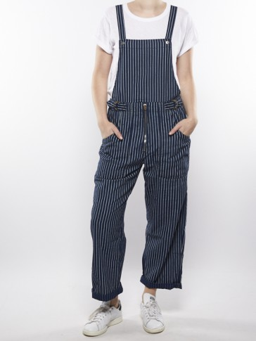 RAW UTILITY ZIP OVERALL D01859-8042-6444