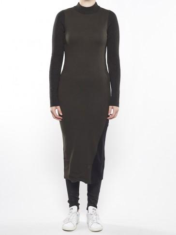 33001073-80041 DRESS FLATKNIT