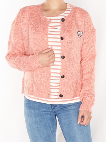 LOOSE FITTED CARDIGAN 138737