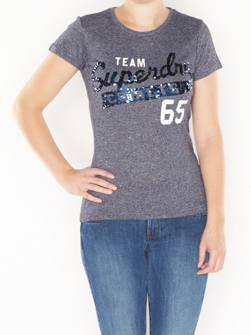 G10008XPF2 TEAM COMETS SEQUIN ENTRY TEE