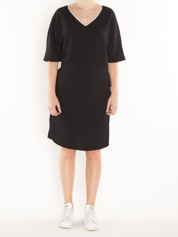 DOUBLE LAYER SPORTY DRESS 140667