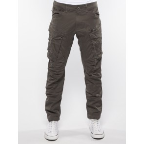ROVIC ZIP 3D TAPERED-PREMIUM MICRO STRETCH TWILL