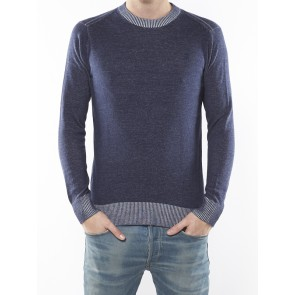 CORE R PLATED KNIT L/S D03520-4426-6067