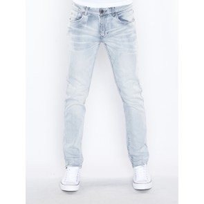 NIGHTFLIGHT GREY STRETCH DENIM-BOG