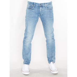 3301 SLIM-HUMBER STRETCH DENIM-LT AGED