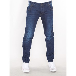 ARC 3D SLIM-DEVON STRETCH DENIM-DK AGED