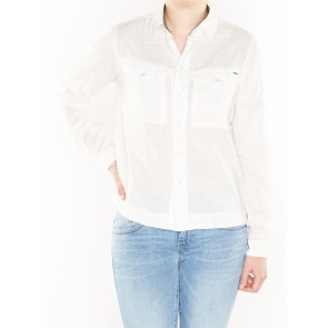 ROVIC CROPPED SHIRT L/S D05223-8983-111