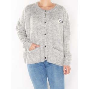 LOOSE FITTED CARDIGAN 138751