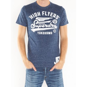 M10007HP HIGH FLYERS REWORKED TEE