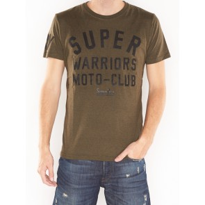 M10023XP WARRIORS BIKER TEE
