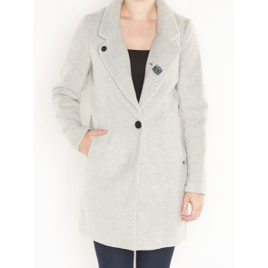 BONDED WOOL COAT 140525
