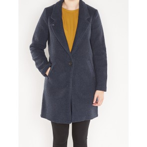 BONDED WOOL COAT 138354