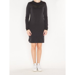FITTED SWEAT DRESS 140678