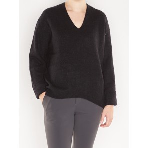 W17B006 KNITTED PULLOVER
