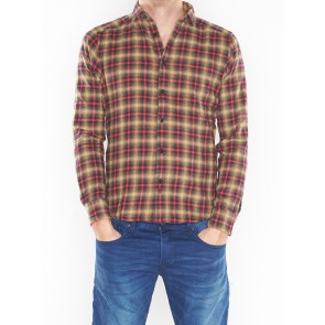 FLANNEL CHECK SHIRT 139608