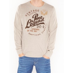 R-NECK L/S PM PTS176528