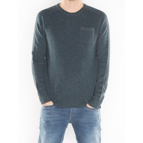 R-NECK SOFT WOOL PKW177304