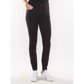 3301 DECONST HIGH SKINNY-ITA BLACK SUPERSTRETCH-RINSED