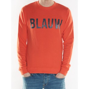 AMS BLAUW CLASSIC SWEAT 142907