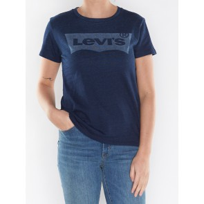 THE PERFECT TEE-BATWING SHARPIE INDIGO