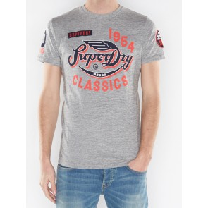 M10003FQ FAMOUS FLYERS TEE