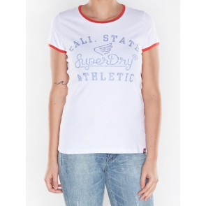 G10004RQ STATE ATHLETIC RINGER ENTRY TEE
