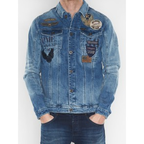 DENIM JACKET PDJ181150 SVS