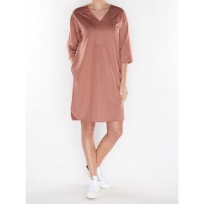 V-NECK SWEAT DRESS 144015