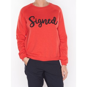 BONNE SIGNED SWEATER 18115019