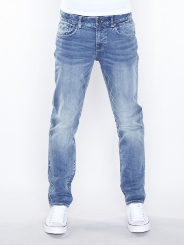 NIGHTFLIGHT INDIGO SWEAT DENIM-MBS