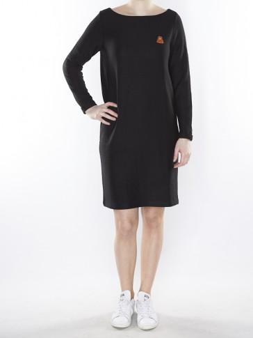 BOATNECK SWEAT DRESS 137433