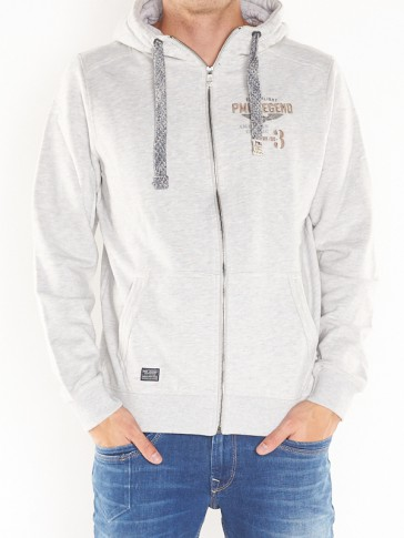 HOODED FULL ZIP JACKET PM PSW175402
