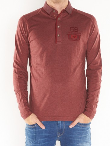 POLO L/S PM PPS175850