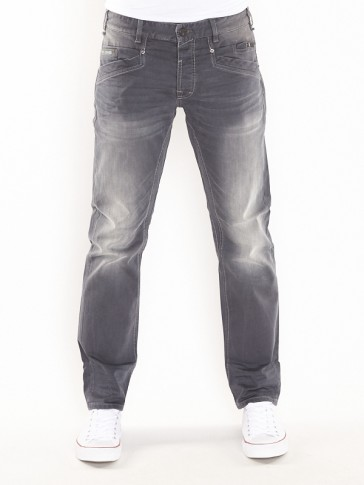 BARE METAL 2 GREY SWEAT DENIM-MDG