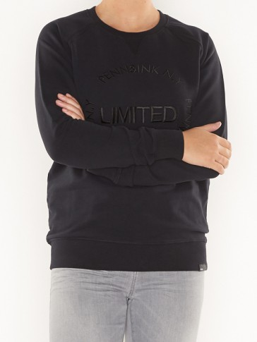 W17F112LTD SWEATER EMBR.