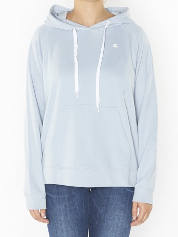 LOOSE HOODED SW L/S D08898-9991-7168