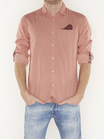 REGULAR FIT- shirt with sleeve -148842