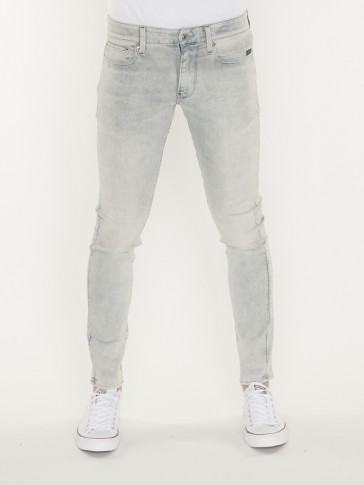 REVEND SKINNY-WESS GREY SUPERSTRETCH-SUN FADED GREY
