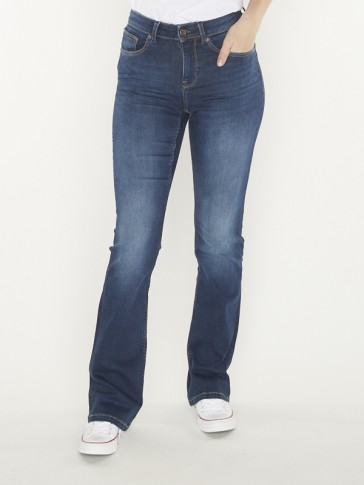 AMY BOOTCUT- HERBAL BLUE