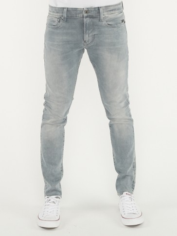 REVEND SKINNY-WESS GREY SUPERSTRETCH-FADED INDUSTRIAL GREY