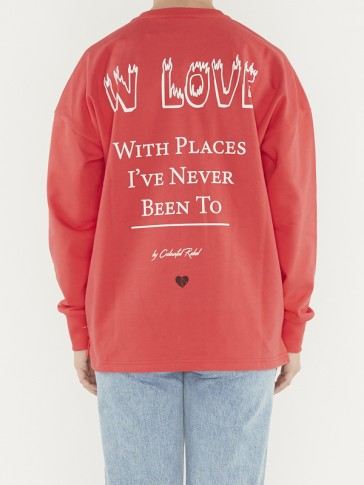 IN LOVE WITH PLACES LOOSE FIT