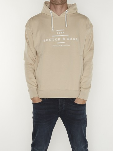 SCOTCH & SODA HOODED SWAET 156782