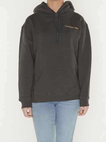 IVY GOLD OVERSIZED HOODIE