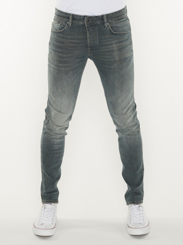 RISER SLIM OVERDYED COMFORT DENIM