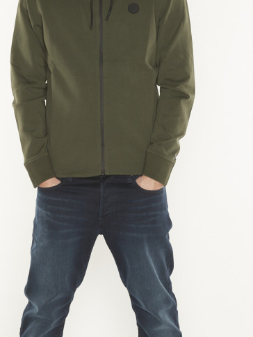 HOODED COTTON CSW207418