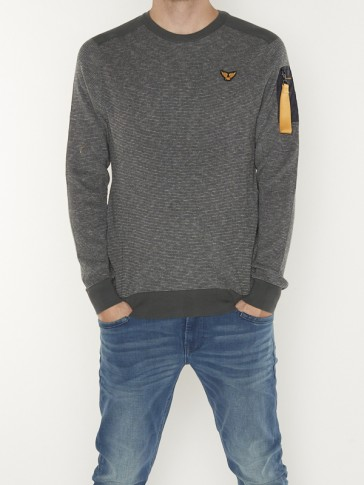 CREWNECK COTTON PKW205305